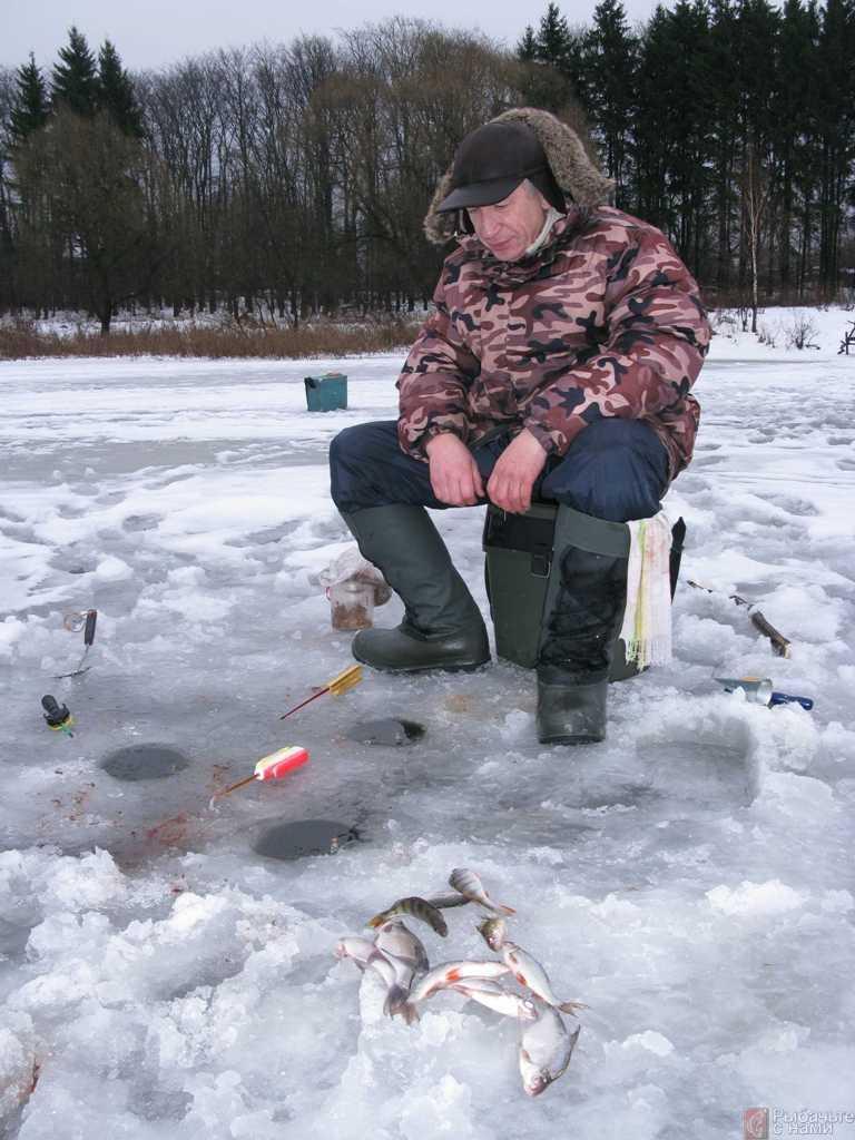 С мини-поплавочной оснасткой за разной рыбой